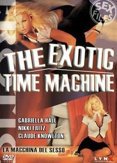 The Exotic Time Machine Sex Filmi İzle   HD