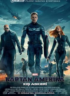 Kaptan Amerika 2 Kış Askeri HD İzle | HD